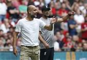 فوتبال جهان| گواردیولا پس از قهرمانی و تاریخسازی در جام خیریه انگلیس: فاصله منچسترسیتی و لیورپول تنها یک اینچ است