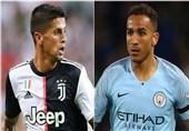 فوتبال جهان| توافق منچسترسیتی و یوونتوس برای معاوضه کانسلو و دانیلو
