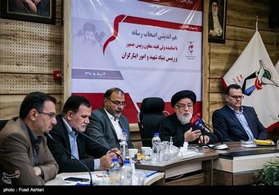 جلسه نشست هماندیشی اصحاب رسانه با رئیس بنیاد شهید
