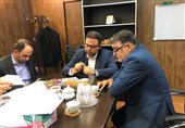 ثبتنام محمود رشیدی در انتخابات فدراسیون ورزشهای رزمی
