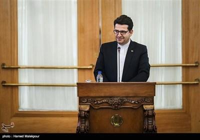 سید عباس موسوی سخنگوی وزارت امور خارجه