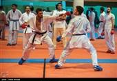 مازندران میزبان دور جدید تمرینات تیم ملی کاراته بزرگسالان