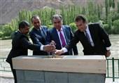 اختصاص بودجه از جانب آلمان برای احداث نیروگاه برق آبی در تاجیکستان