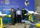 وزارت دفاع از بمبهای یاسین، بالابان و قائم رونمایی کرد