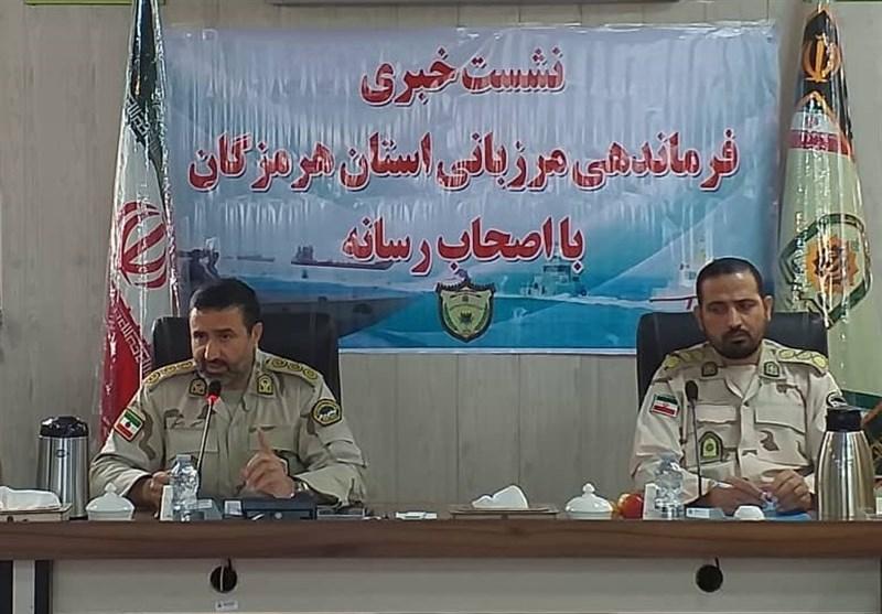 فرمانده مرزبانی هرمزگان: کمکاری دستگاههای اجرایی در مبارزه با قاچاق محسوس است