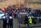 گزارش| تداوم بحران معدن نارین: اظهار نگرانی سفارت چین و نخستوزیر قرقیزستان