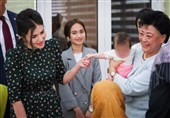 ارتقاء شغلی دختر میرضیایف در وزارت آموزش ازبکستان