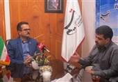 سرپرست مخابرات منطقه خراسان جنوبی از دفتر تسنیم بازدید کرد