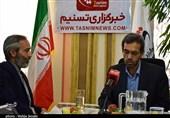 بازدید مدیرکل بیمه سلامت استان کرمان از دفتر تسنیم به روایت تصویر