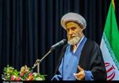 امام جمعه موقت تبریز: دفاع مقدس از مرزهای جغرافیایی و عقیدتی ما دفاع کرد