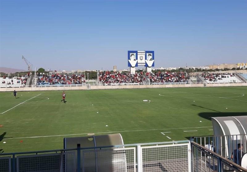لیگ برتر فوتبال  تقابل نفت مسجدسلیمان و تراکتور برنده نداشت