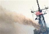 آتشسوزی مشکوک ناو آمریکایی را برای همیشه از رده خارج کرد