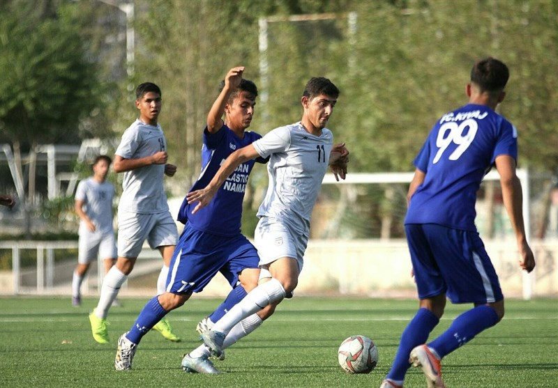 شکست تیم فوتبال جوانان ایران مقابل اندونزی