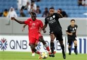 لیگ قهرمانان آسیا| تساوی در نبرد تیمهای قطری