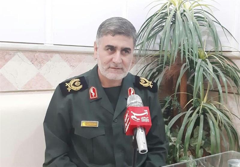 فرمانده سپاه ایلام: برای استقبال از زائران اربعین سنگ تمام میگذاریم