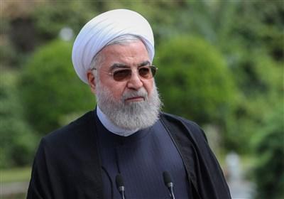 روحانی: حضور نامشروع آمریکا در سوریه حاکمیت ملی این کشور را به خطر انداخته است