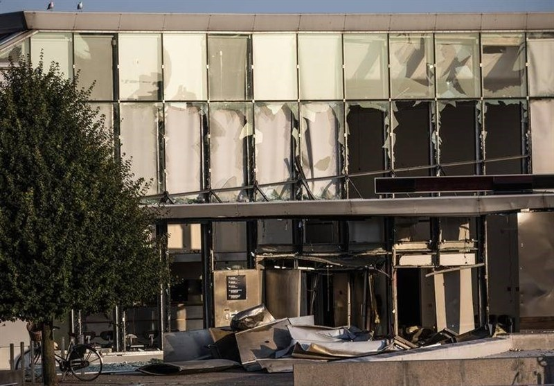 Danish Police Arrest Swedish Man after Blast