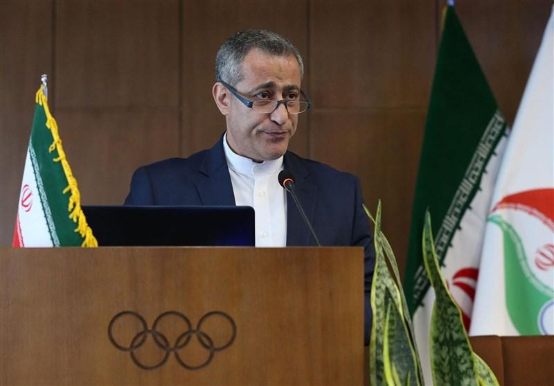 سعیدی: غیبت کمیته ملی المپیک در مجمع فدراسیون فوتبال برطرف شد/ پرداختی ما به فدراسیونها به 75 درصد رسید