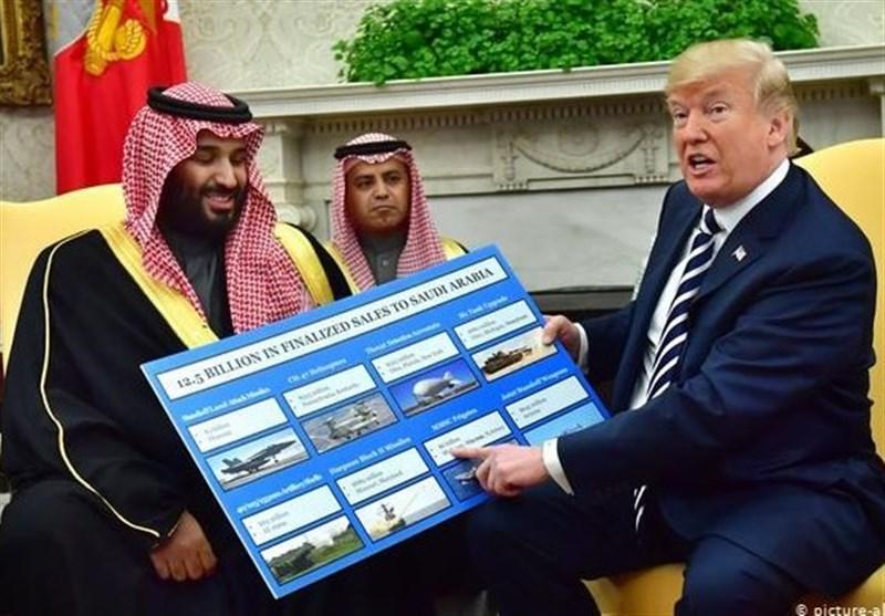 چرایی وحشت حکام عرب حاشیه خلیج فارس از شکست احتمالی ترامپ