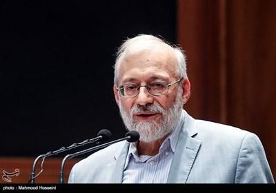 محمدجواد لاریجانی دبیر ستاد حقوق بشر قوه قضاییه در همایش بزرگداشت روز حقوق بشر اسلامی و کرامت انسانی