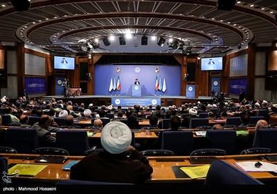 سخنرانی حجت الاسلام سیدابراهیم رئیسی رئیس قوه قضاییه در همایش بزرگداشت روز حقوق بشر اسلامی و کرامت انسانی