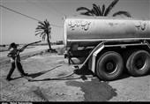 اهواز|تانکرهای سیار آبرسانی بسیج سازندگی به غیزانیه گسیل شدند