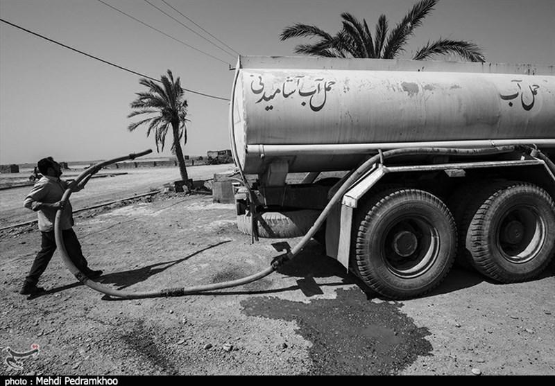گزارش|مشکل بیآبی غیزانیه خوزستان چیست؟