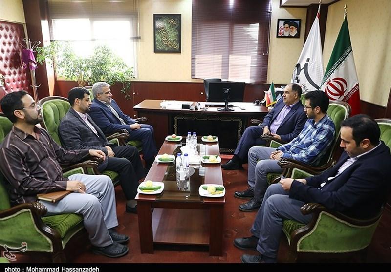 بازدید معاون مطبوعاتی وزارت فرهنگ و ارشاد اسلامی از خبرگزاری تسنیم