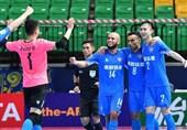 فوتسال قهرمانی باشگاههای آسیا| صعود یاران حسنزاده و حذف نمایندگان عراق و کره جنوبی