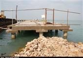 160 میلیارد ریال برای اتمام پروژه اسکله صیادی خورخان بندردیر مصوب شد