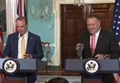 اظهارات وزرای خارجه انگلیس و آمریکا درباره ائتلاف دریایی در آبهای غرب آسیا