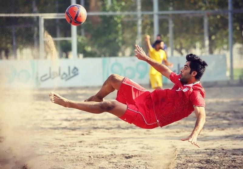 لیگبرتر فوتبال ساحلی| پیروزی تیم پارس جنوبی بوشهر مقابل تیم شهرداری بندرعباس