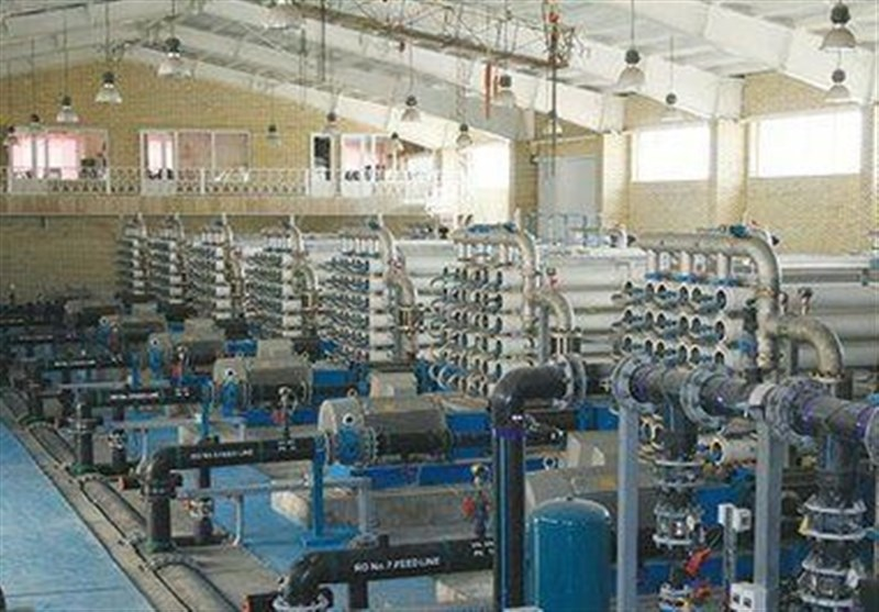 بوشهر|آبشیرینکن 8500 متر مکعبی آبپخش دشتستان امسال وارد مدار تولید میشود