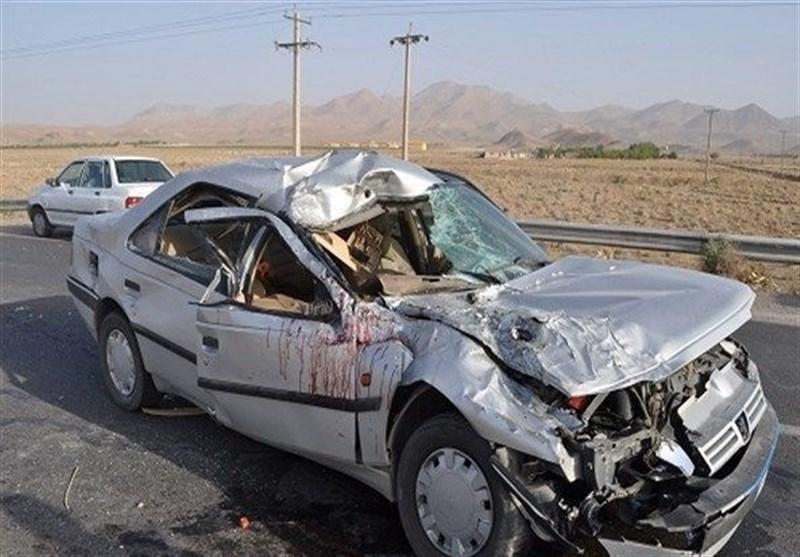 بیشترین سهم در تصادفات رانندگی استان کرمانشاه عدم توجه بهجلو است