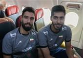 والیبال انتخابی المپیک| حضور دو ملیپوش ایران در تست دوپینگ