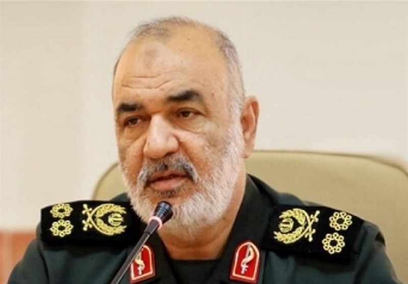 سرلشکر سلامی: امنیت اولین خواسته بلاواسطه ملت است