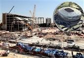 فوتبال جهان| 4 هزار کارگر تا آغاز جام جهانی 2022 میمیرند!/ اعتصاب کارگران در دوحه