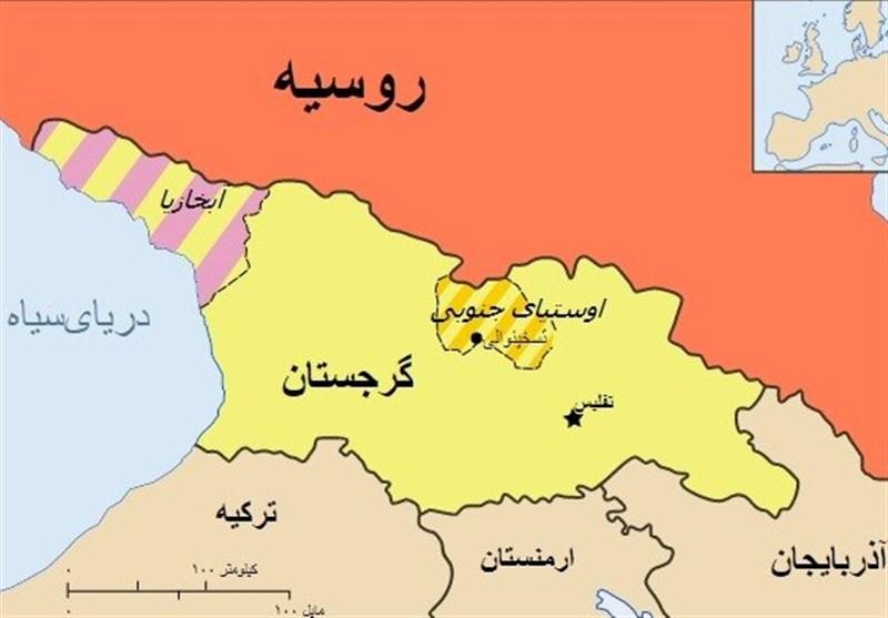 روسیه: آمریکا و ناتو، مانع جدی ثبات و امنیت در منطقه قفقاز هستند