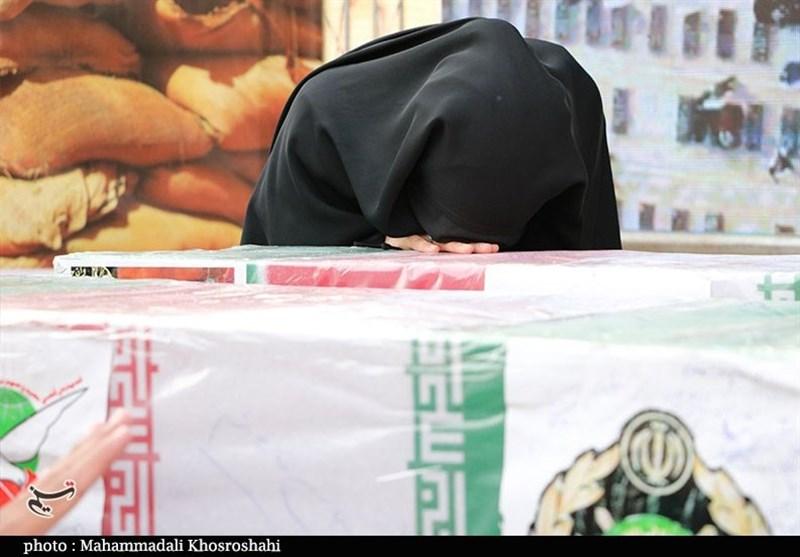 خانواده سردار شهید سجودی در مازندران تجلیل شدند