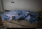 تهران| جان دادن سارق حین سرقت از دکل برق فشار قوی