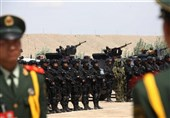 مانور مشترک ضدتروریسم تاجیکستان و چین