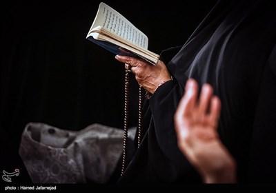 مراسم پرفیض دعای کمیل در مکه مکرکه