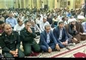 خوزستان| دومین سالگرد شهید مدافع حرم محمد تاجبخش در گتوند برگزار شد +تصاویر