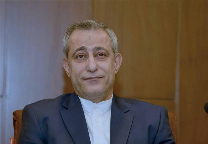 سعیدی: فدراسیونها عمدتا بدهی ارزی با کمیته را تسویه کردهاند/ گزارش مکتوب مسدود شدن حساب نداشتیم