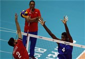 Iran Volleyball Beats Cuba in Five Sets: IOQT