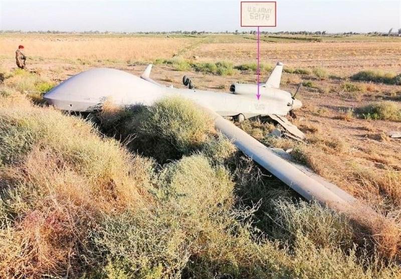 ادعای سنتکام درباره نقص فنی پهپاد آمریکایی در عراق