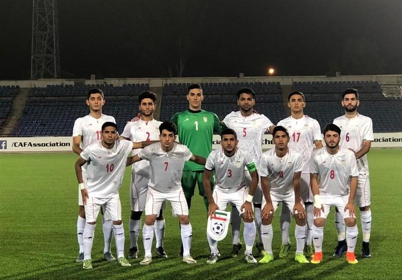 Iran Wins Tow More CAFA U-19 Awards