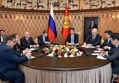 دیدار نخستوزیر قرقیزستان و روسیه در بیشکک