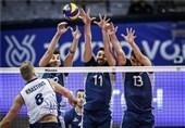 والیبال انتخابی المپیک  آرژانتین به توکیو نزدیک شد