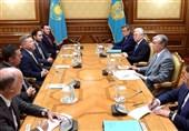 دیدار رئیسجمهور قزاقستان با اعضای کنگره آمریکا